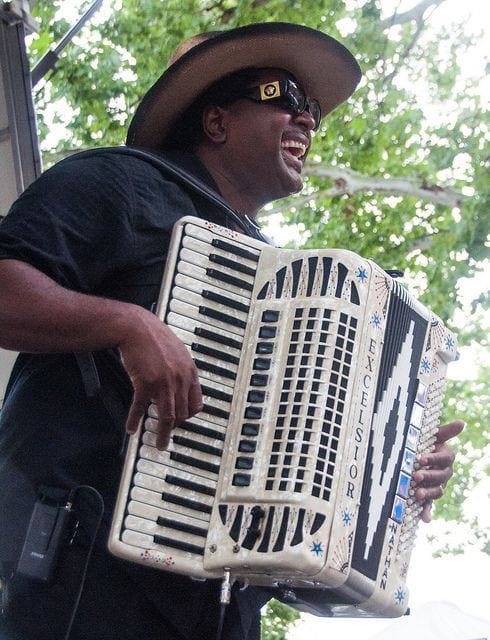 Nathan William Zydeco Music