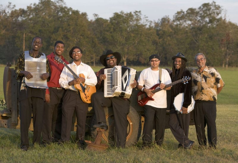 Nathan Williams Zydeco Music