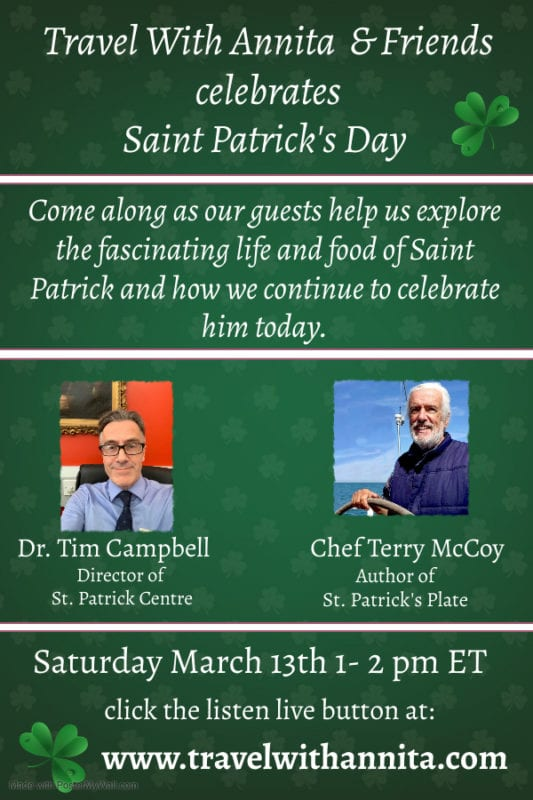 Saint Patrick His Life story