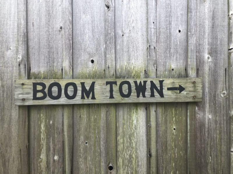 Beaumont Texas Boom Town