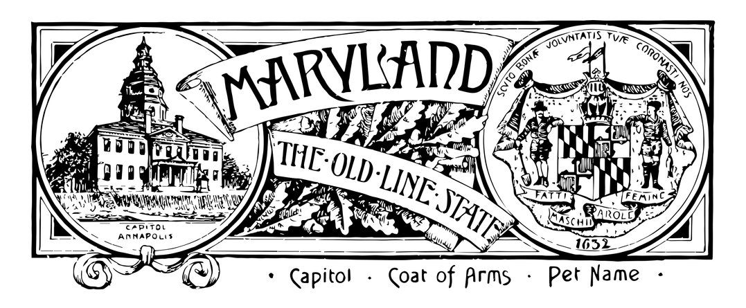 Maryland the old line state