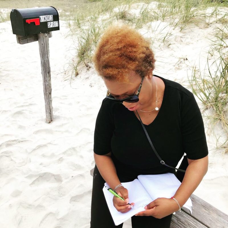 Kindred Spirit Mailbox Sunset Beach