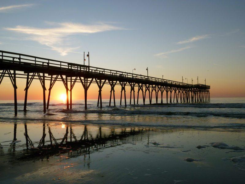 Kindred Mailbox Sunset Beach North Carolina