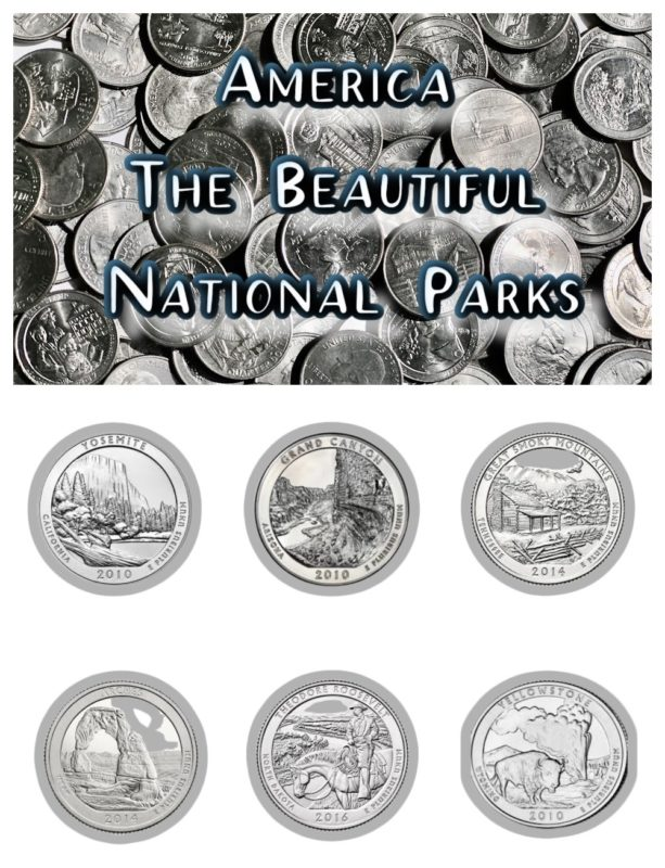 National Parks America the beautiful